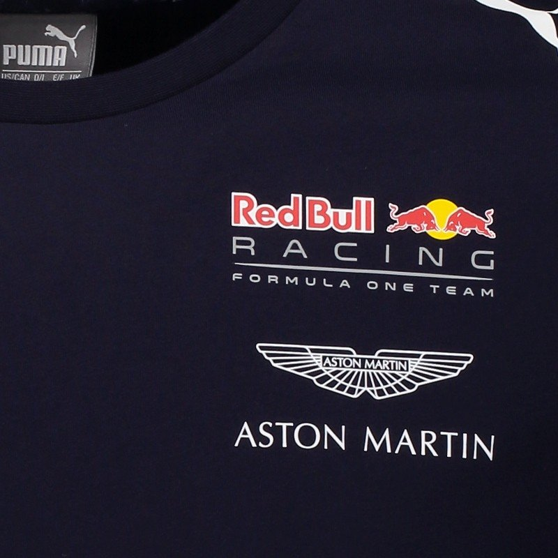 Camiseta Puma Red Bull Racing Team - Compre Agora  9bdf315c1c025
