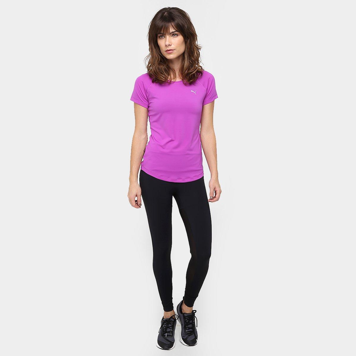 3faf65c439 Camiseta Puma Wt Essential Tee Feminina - Compre Agora