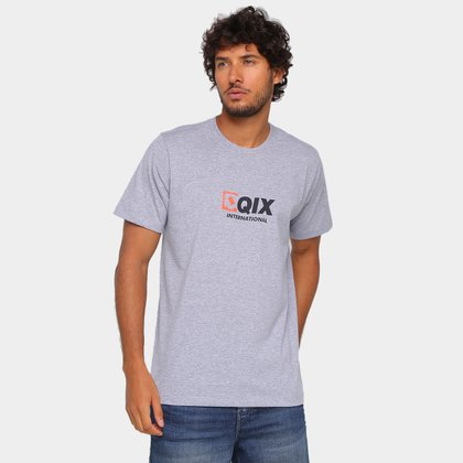 Camiseta Qix International Masculina