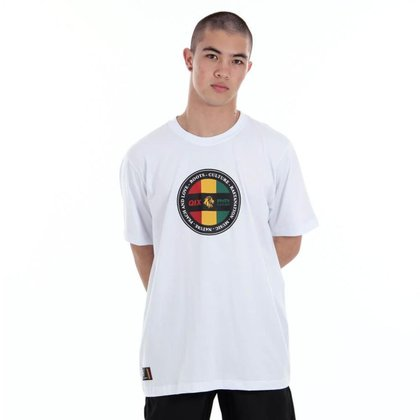 Camiseta Qix Roots Flag