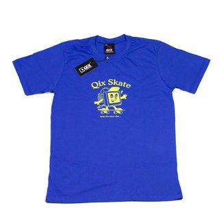 Camiseta Qix Skate Keep The Retro Vibe