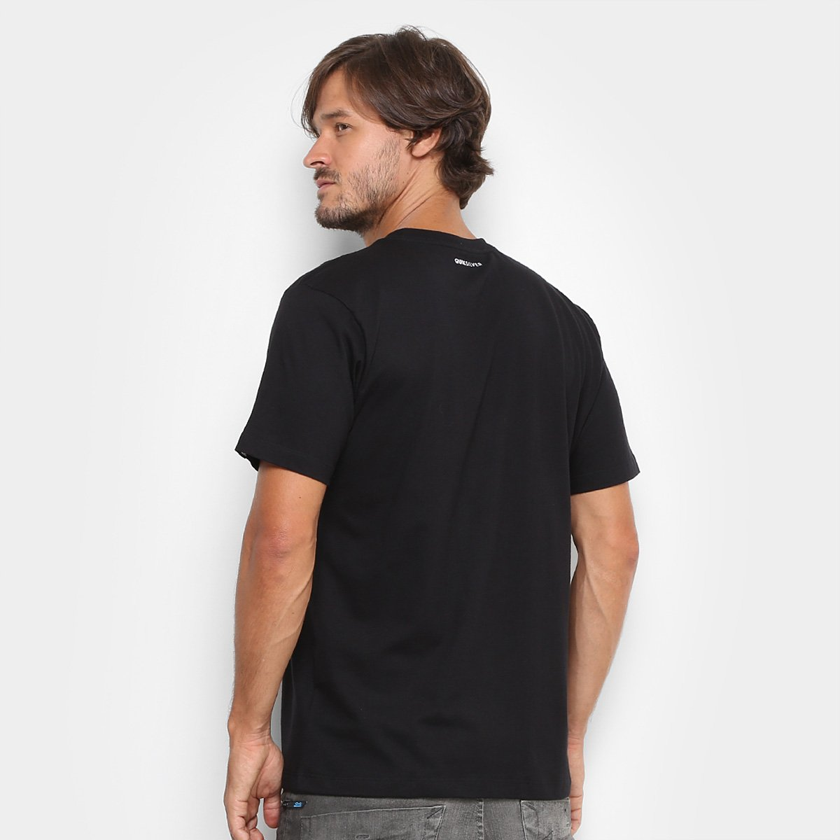 Camiseta Quiksilver Básica Light Rays Masculina - Compre Agora ... 0602241bce0