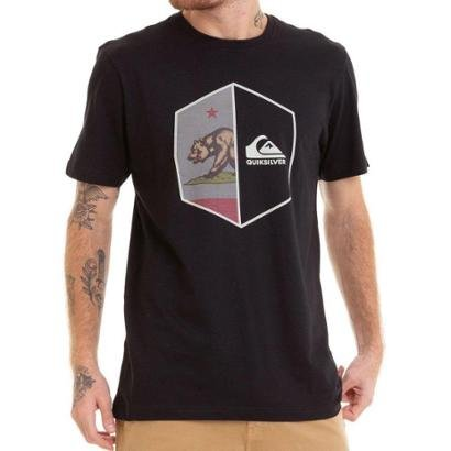 Camiseta Quiksilver California Shield