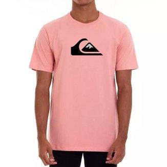 Camiseta Quiksilver Camp Logo