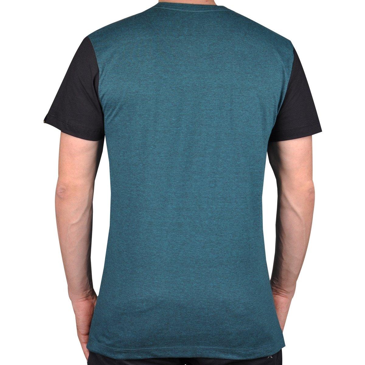 Camiseta Quiksilver Quiksilver Card Card Camiseta Quiksilver Verde Camiseta Card Verde 1Yxq77