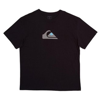 Camiseta Quiksilver Comp Logo Plus Size Masculina