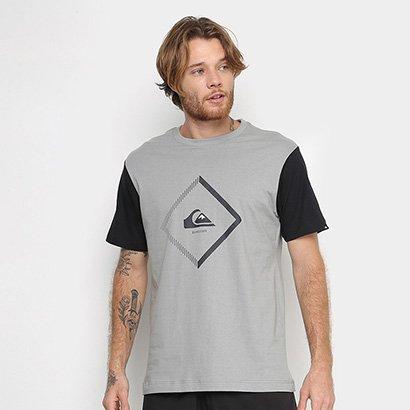 Camiseta Quiksilver Diamond Ton Masculina