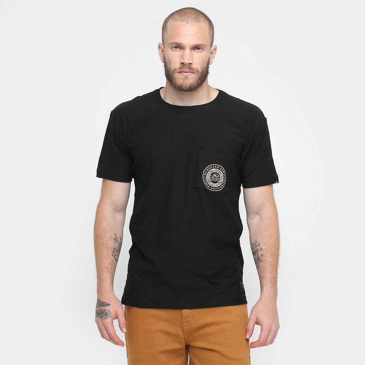 38b06b2ad2577 Camiseta Quiksilver Especial Gregs - Compre Agora   Netshoes