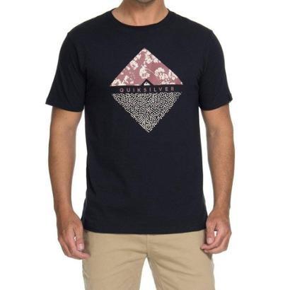 Camiseta Quiksilver Flower Dot