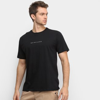 Camiseta Quiksilver Night Tract Masculina