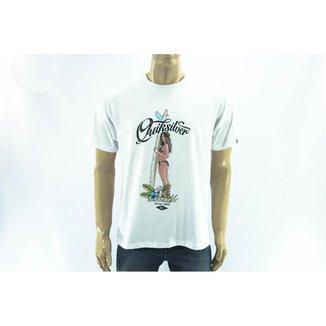 Camiseta Quiksilver Ocean Scape