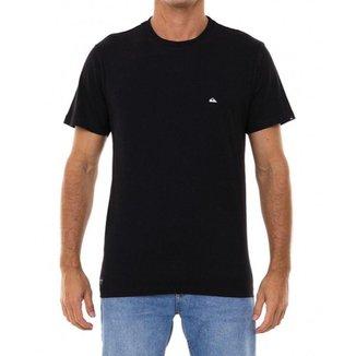 Camiseta Quiksilver Patch Logo Masculina