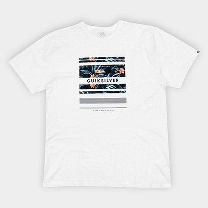 Camiseta Quiksilver Plus Size Stinger Masculina fd6bcd5c60