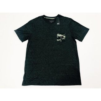 Camiseta Quiksilver Pocket Camo Especial