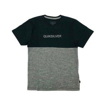 Camiseta Quiksilver Quiver Water Tn Masculina