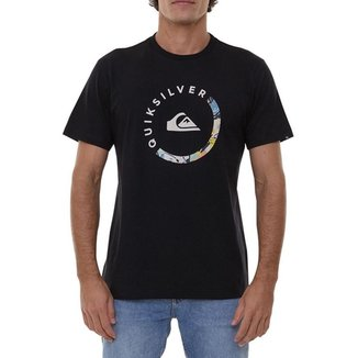 Camiseta Quiksilver Slabed Masculina