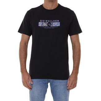 Camiseta Quiksilver Wrap It Up Masculina