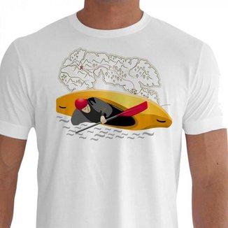 Camiseta Quisty Canoagem 100% Algodão Premium CMC-CNG0005 - XGGPR