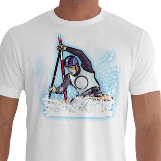 Camiseta Quisty Canoagem 100% Algodão Premium CMC-CNG0008 - XGGPR