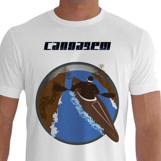 Camiseta Quisty Canoagem 100% Algodão Premium CMCCanoagem0004 - GGPR