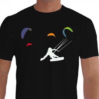 Camiseta Quisty Kite Suf 100% Algodão Premium CMC-KTS0042 - XGGPR