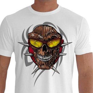 Camiseta Quisty Moto Velocidade 100% Algodão Premium CMCMTGP0027 - XGGPR