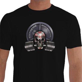 Camiseta Quisty Musculação 100% Algodão Premium CMCMUSC0025 - GGPR