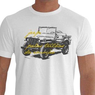 Camiseta Quisty Off-Road 100% Algodão Premium CMCOff-Road00013 - GGPR