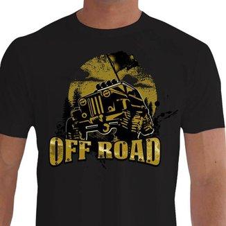 Camiseta Quisty Off-Road 100% Algodão Premium CMCOff-Road0006 - GGPR