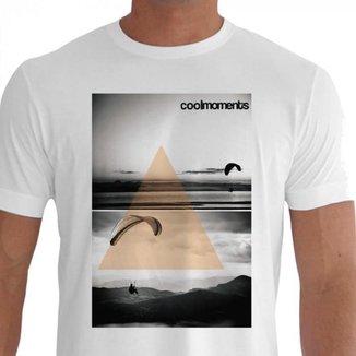 Camiseta Quisty Parapente 100% Algodão CMC-PAPT0007 - XGGPR