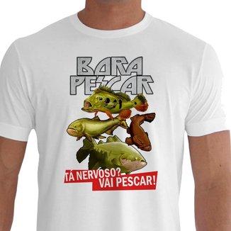 Camiseta Quisty Pesca 100% Algodão Premium CMC-PESPG01373