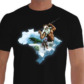 Camiseta Quisty Pesca Submarina 100% Algodão Premium CMCPesca Submarina0003 - XGGPR