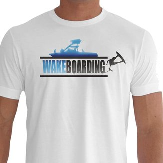 Camiseta Quisty WakeBoard 100% Algodão Premium CMCWakeBoard0004 - GGPR