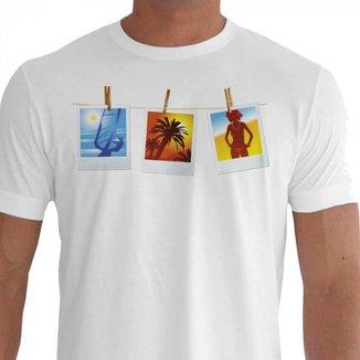 Camiseta Quisty WindSurf 100% Algodão Premium CMCWIND0026 - XGGPR