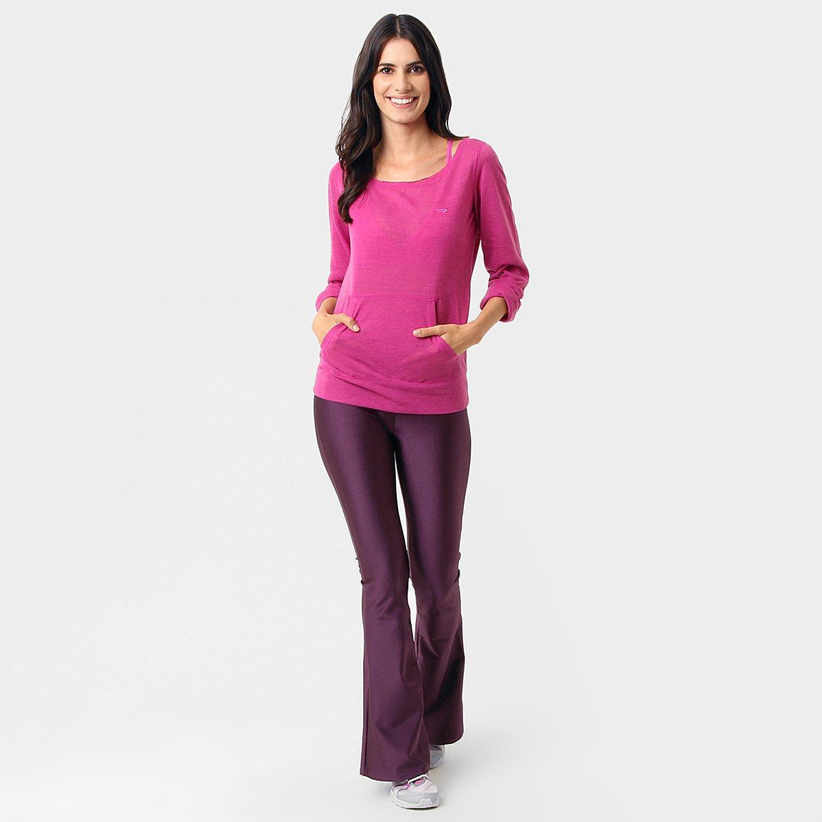 7187bdecd7 Camiseta Rainha Darice M L - Rosa Escuro - Compre Agora