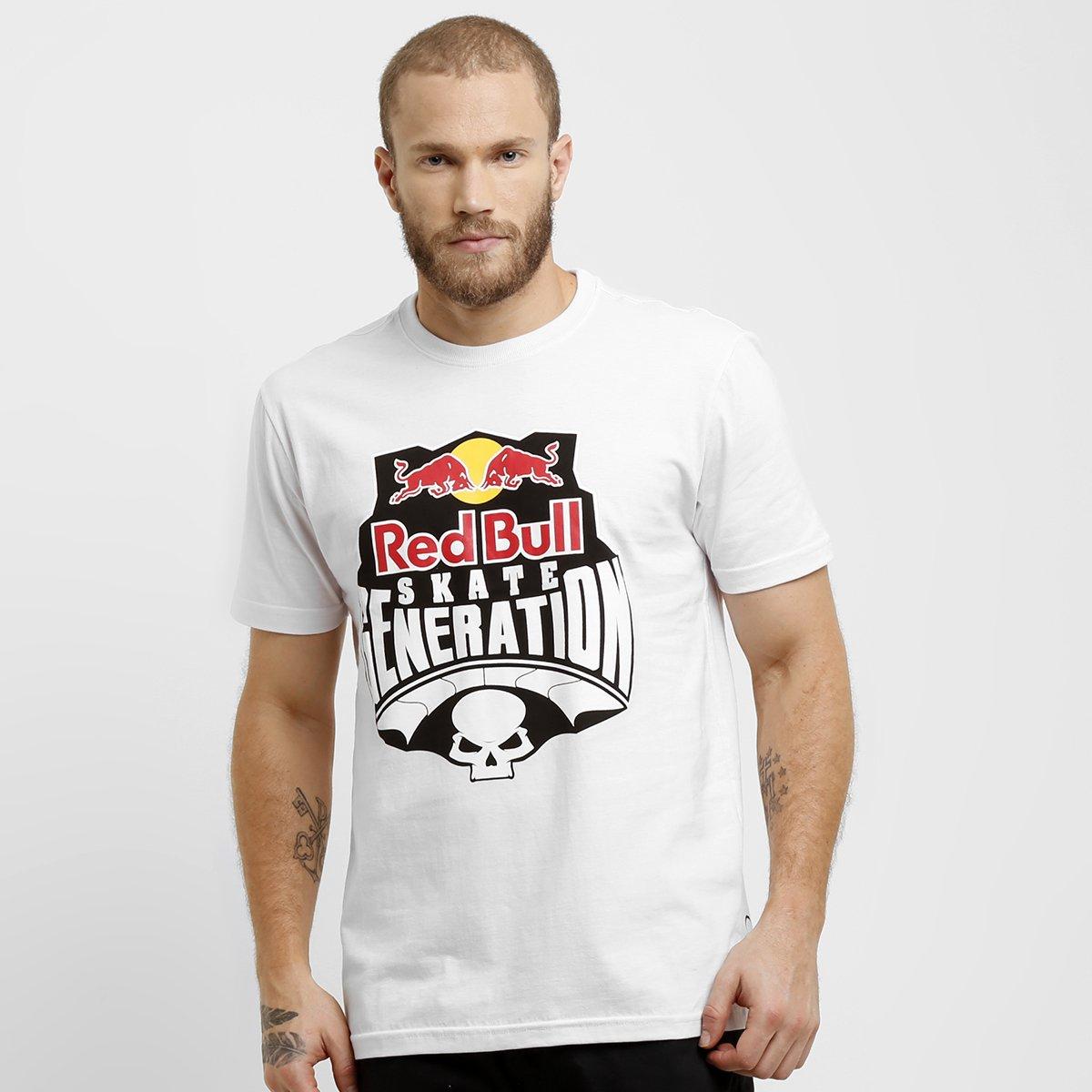 48084ce9e0ee2 Camiseta Red Bull Big Logo - Compre Agora