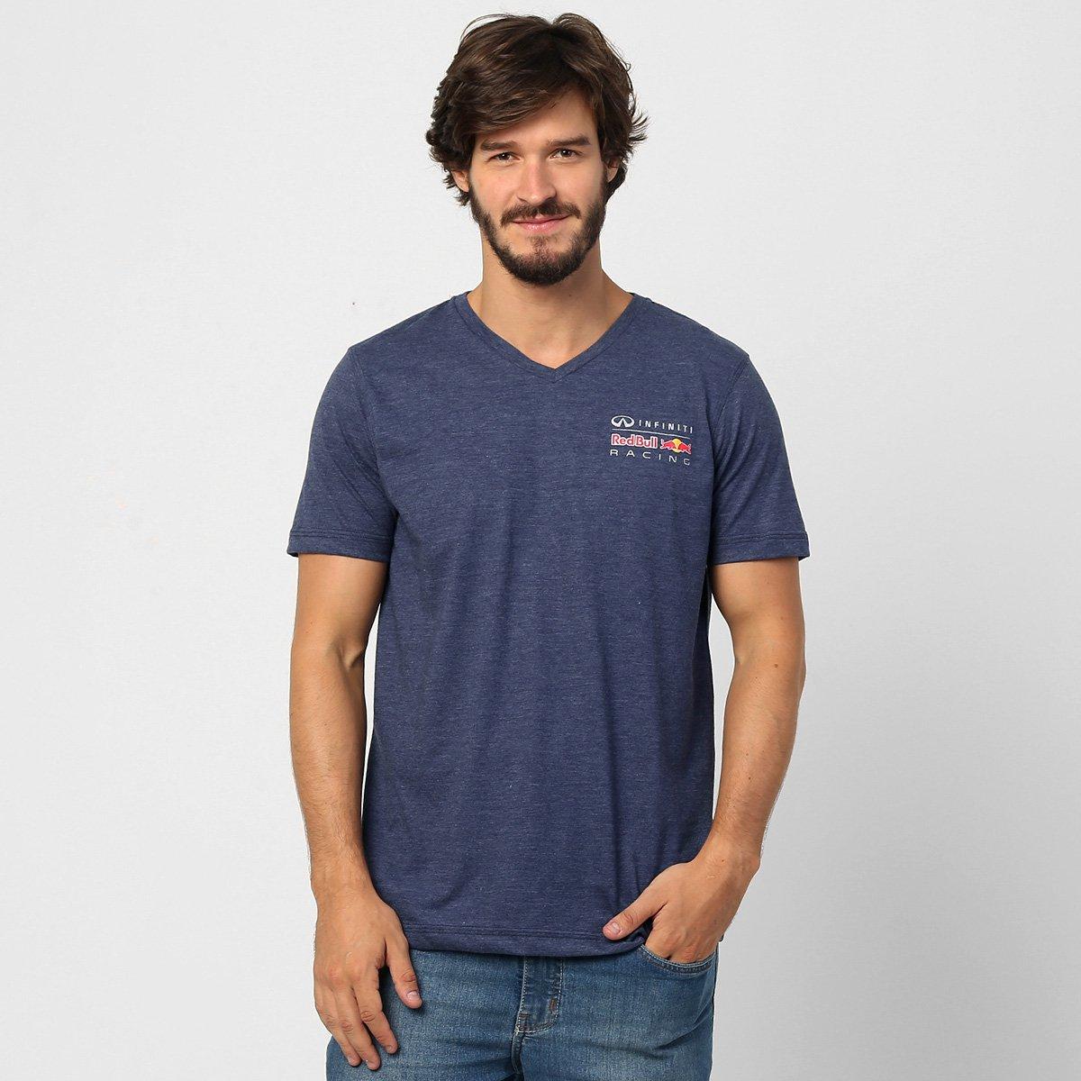 4c62a2bb4c2a8 Camiseta Red Bull - Compre Agora
