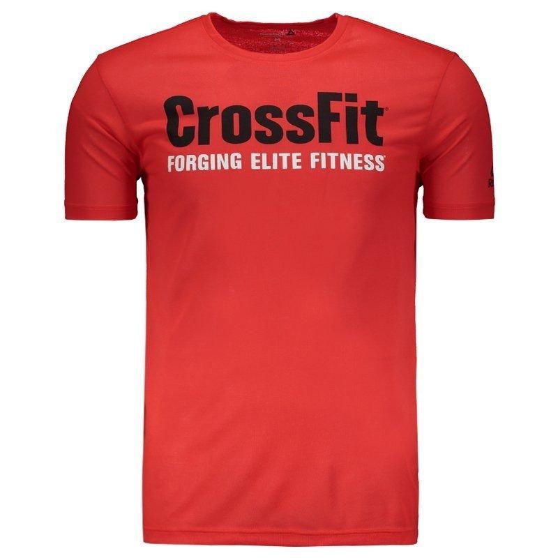 Camiseta Reebok Crossfit FEF Speedwick - Compre Agora  d01f3c5062a27