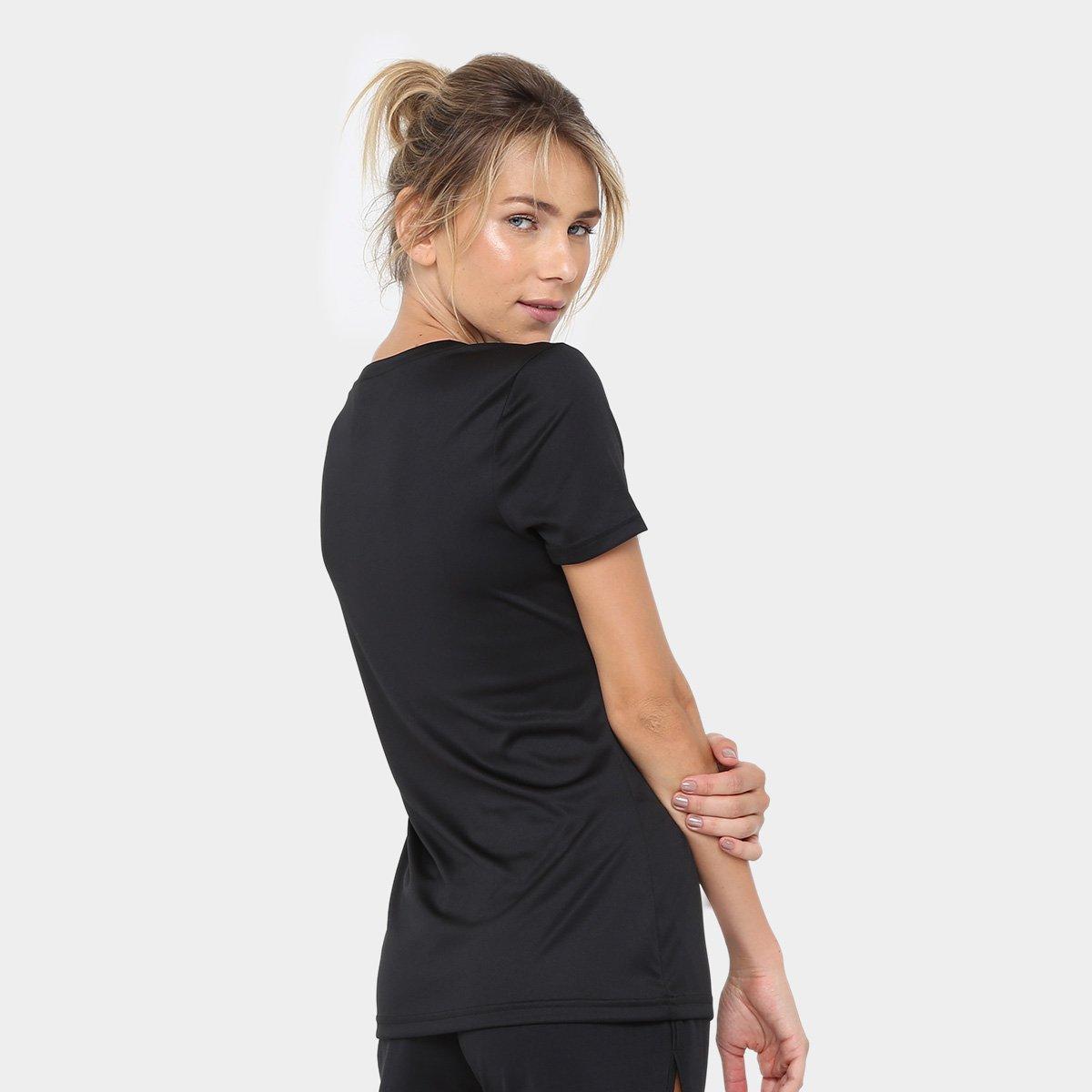 Camiseta Feminina Camiseta Preto Run Reebok Bp Reebok Oxx5S1gq