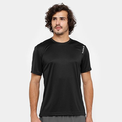 Camiseta Reebok Run Bp Masculina