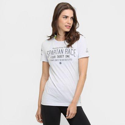 Camiseta Reebok Spartan Race Tri-Blend