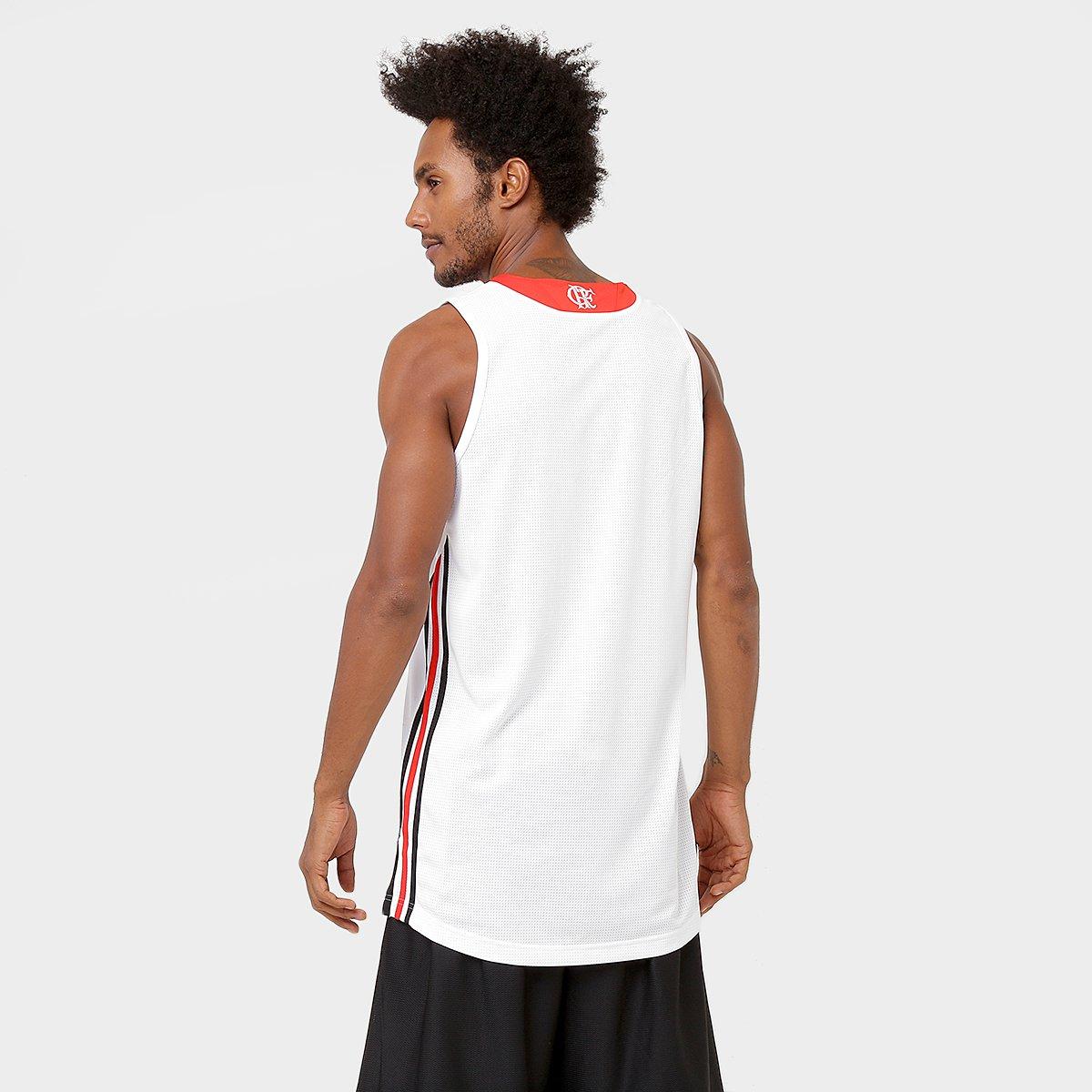 Camiseta Regata Adidas Flamengo 2 - Compre Agora  6cc9fc2622655