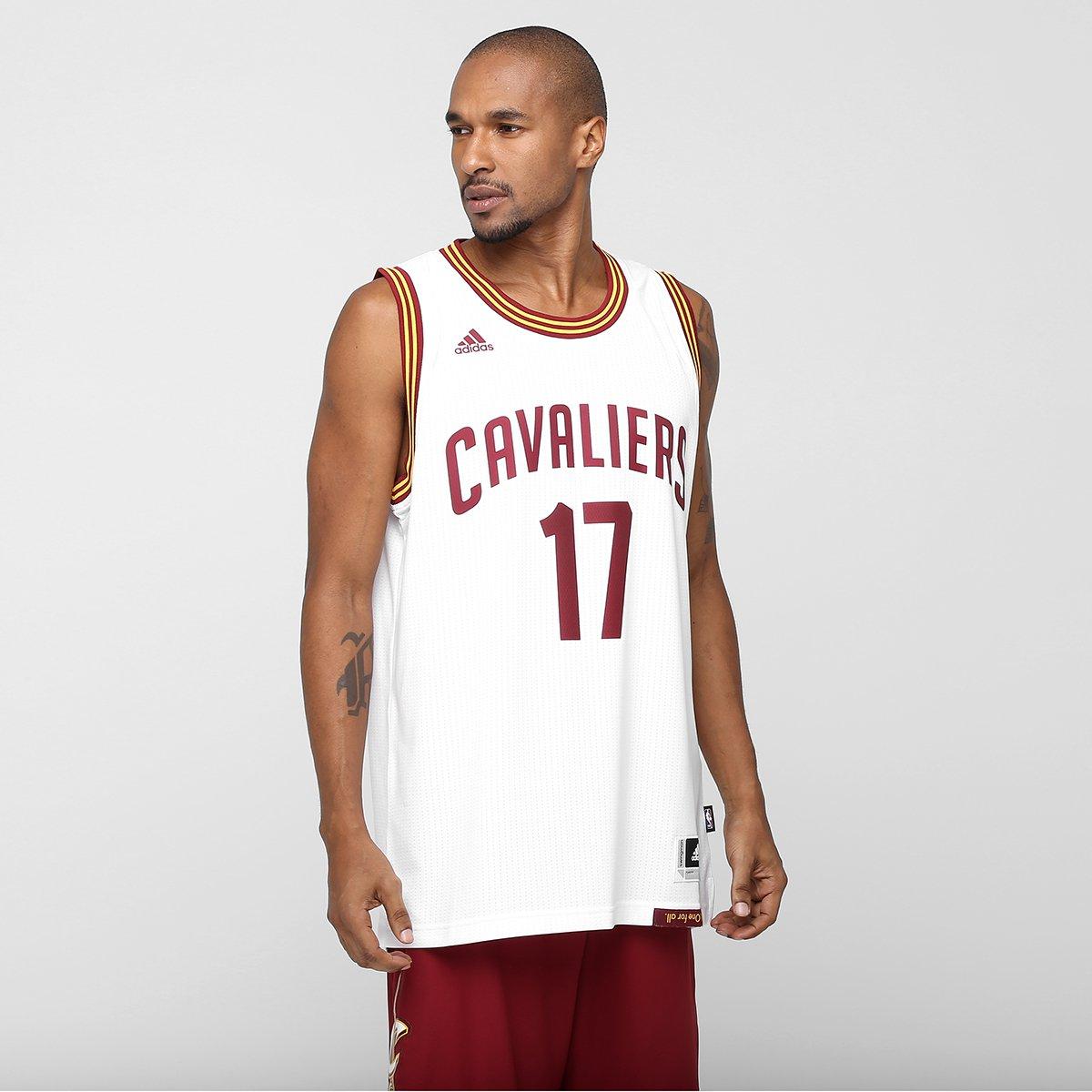 Llevando Venta anticipada Solenoide  Camiseta Regata Adidas NBA Cleveland Cavaliers - Varejao | Netshoes