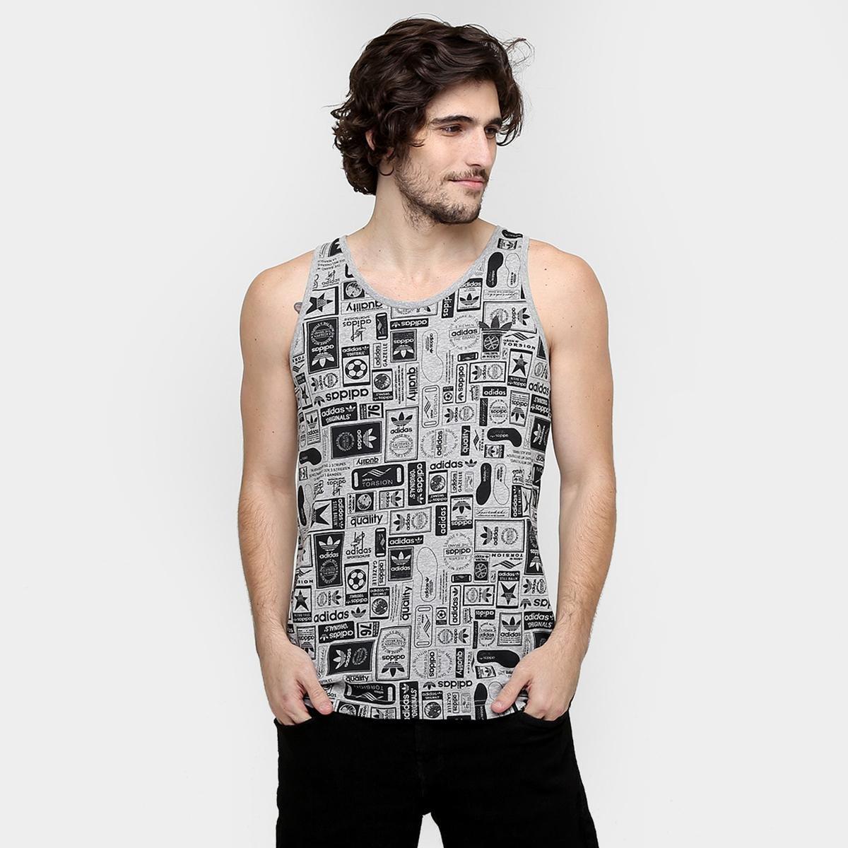 9b78c69270c Camiseta Regata Adidas Street Grp Aop - Compre Agora