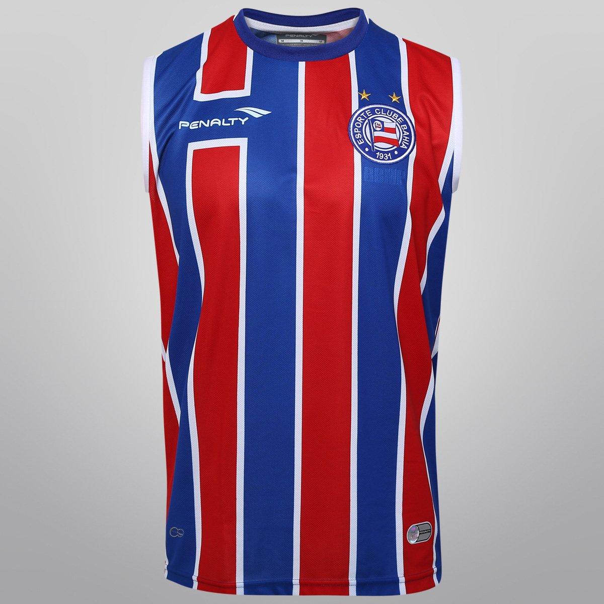 Camiseta Regata Bahia Penalty II 2015 s nº Masculina - Compre Agora ... e3c4004870749