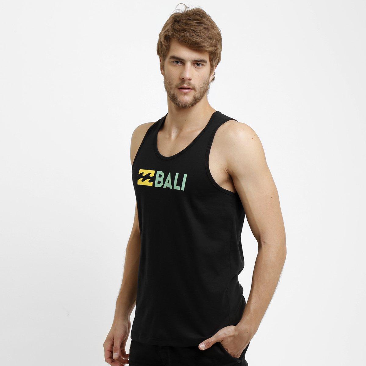 Camiseta Regata Billabong Destination - Compre Agora  d82045f1a71