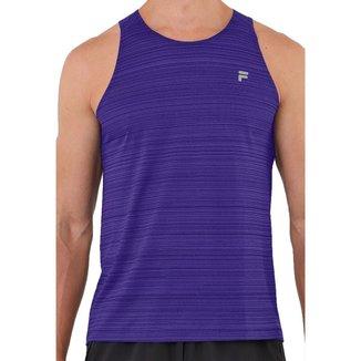 Camiseta Regata Fila Match II Masculino F11AT538030