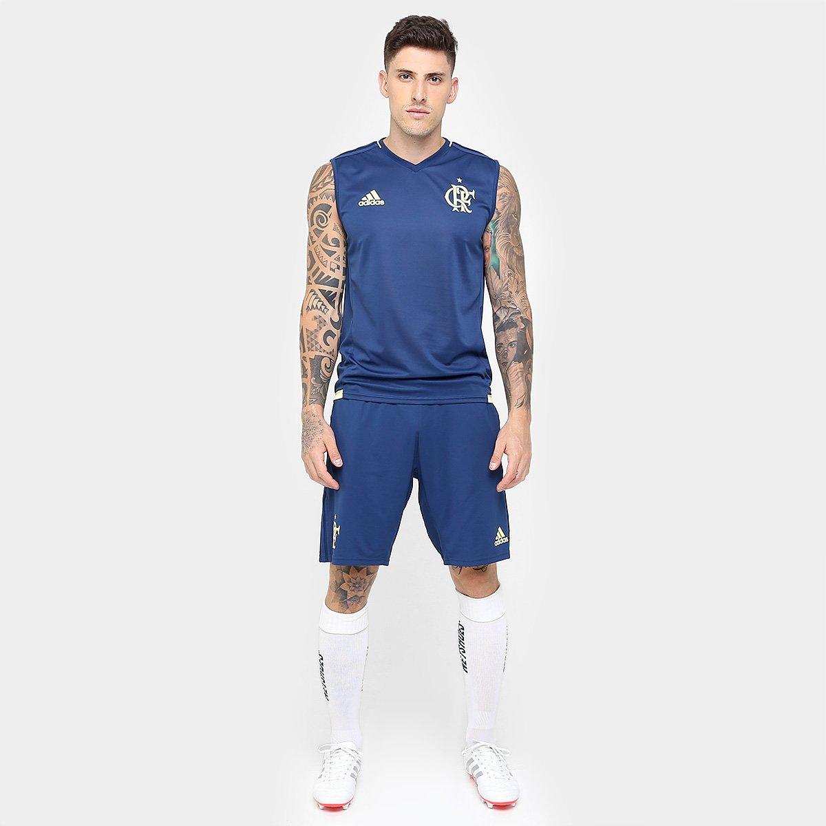68824ae71b Camiseta Regata Flamengo Adidas Treino Masculina - Compre Agora ...