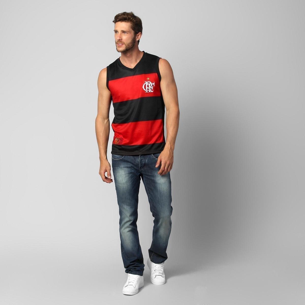 db9ac31f12 ... Camiseta Regata Flamengo Hoop - Compre Agora Netshoes fa979dae89945d ...