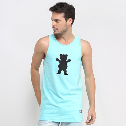 Camiseta Regata Grizzly Og Bear Masculina